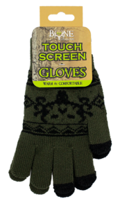 Bone Collector Glove Package Example